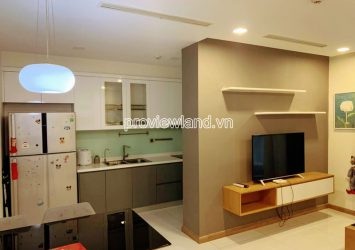 Apartment at Park2 tower Vinhomes Central Park project with 2 bedrooms view swimming pool