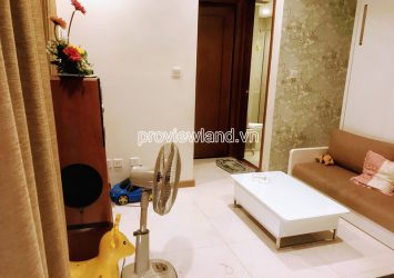 High floor apartment in Central 3 tower Vinhomes Central Park for sale 1 bedroom with nice view