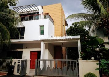 Villa Riviera high-class garden villa in District 2 for sale 3 floors at G-area 5 bedrooms
