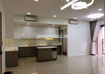 Apartment high floor 2 bedrooms for rent in Block T3 Estella Heights with nice view