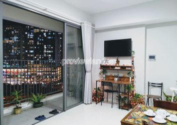 Apartment for rent in Masteri An Phu includes 2 bedrooms luxurious designed