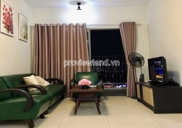 Nice apartment for rent 2 bedrooms in Block T5 Masteri Thao Dien with swimming pool view