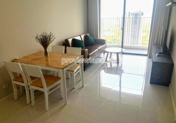 Apartment with 2 bedrooms for rent in Masteri An Phu high floor block B river view