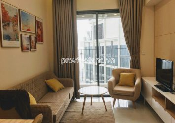 Selling 2-bedroom apartment in Masteri An Phu high floor block A luxury furniture