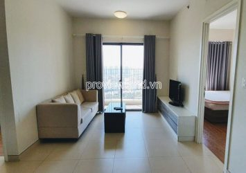 Luxury apartment with 2 bedrooms for rent in high floor block T5 Masteri Thao Dien