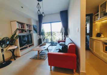 Apartment for sale in Masteri Thao Dien with 2 bedrooms high floor block T1