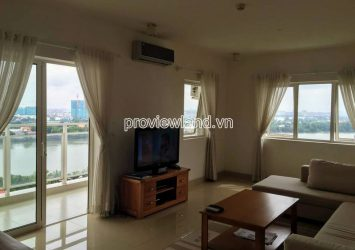 River view apartment for sale in River Garden with 3 bedrooms middle floor