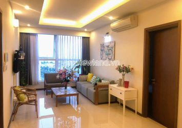 Thao Dien Pearl Block A consist of 2 bedrooms need for rent high floor