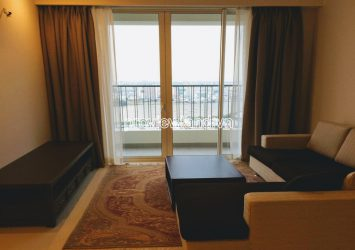 High floor apartment for rent in Thao Dien Pearl block B river view with 2 bedrooms