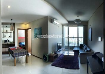 High floor apartment for sale in Thao Dien Pearl Block B includes 2 bedrooms