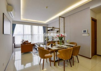 Apartment for sale at Block A with 3 bedrooms Thao Dien Pearl