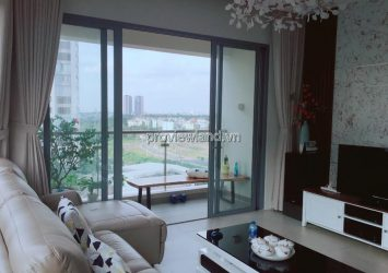Diamond Island apartment for rent in District 2, area 117m2, 3 bedrooms, low floor