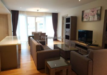 Diamond Island apartment for rent with 3 bedrooms full furnished middle floor