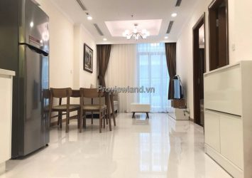 Vinhomes Central Park 1 bedroom for sale fully furnished