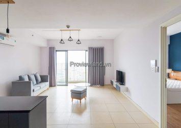 Apartment for rent in block T5 high floor Masteri Thao Dien includes 3 bedrooms