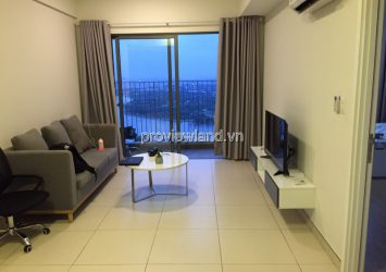 Apartment includes 3 bedrooms for rent in Masteri Thao Dien District 2 river view