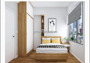 Luxury apartment in Masteri An Phu for sale high floor block B with 2 bedrooms