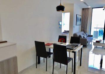 Vinhomes Golden River apartment for rent modern Furniture cool high floor