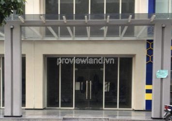 Selling Sala Dai Quang Minh commercial townhouse in District 2 with an area of 5.7x20m