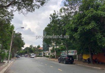 Selling 4 villas Thao Dien Nguyen Van Huong total area of 1675m2