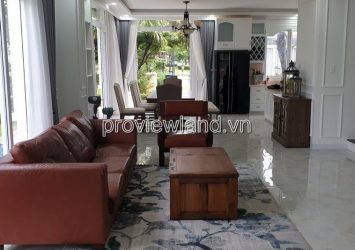 Sell Venica villa District 9 with an area of 293m2 3 floors pink book