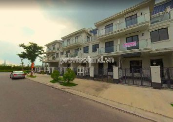Townhouse for sale Lakeview City District 2 includes 3 bedrooms 6x16m 1 ground 2 floors terrace