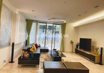 Need for sale Luxury villa Holm Thao Dien with garden 3 floors 4 bedrooms