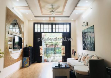 Fideco Thao Dien villa for rent in District 2 7x20m 4 floors 4BRs