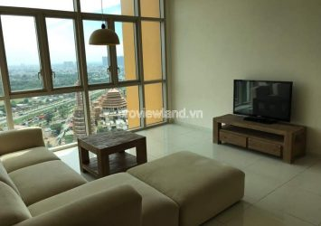 High floor apartment for sale in The Vista An Phu 2 bedrooms