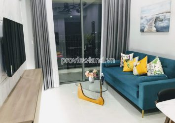 High floor apartment for rent at Masteri An Phu District 2 includes 2 bedrooms with river view
