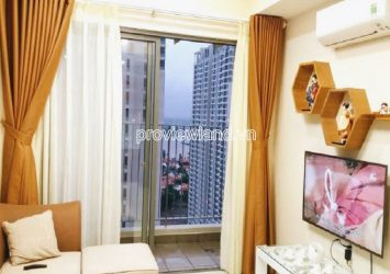 River view high-floor apartment for rent at Masteri Thao Dien with 2 bedrooms