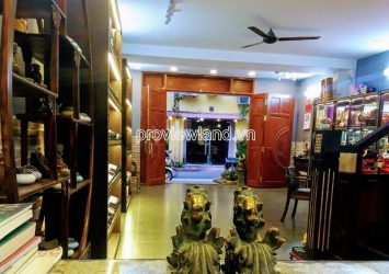 Nguyen Phi Khanh street townhouse for sale in District 1 with 1 ground 1 floor 4x20m
