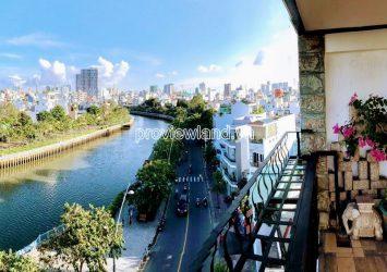 For rent townhouse Truong Sa Phu Nhuan 1 basement 6 floors area of 808m2