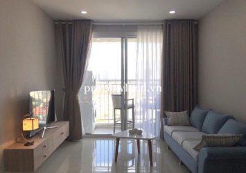 Tropic Garden block A low floor 2 bedrooms luxury furniture Thao Dien area view