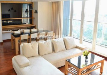 Apartment for sale in The One Saigon District 1 includes 2 bedrooms high floor nice view
