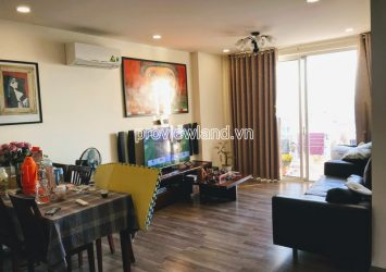 River view apartment for sale in Tropic Garden Thao Dien with 2 bedrooms