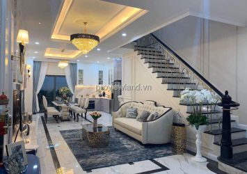 Villa Verosa Park for sale in District 9 area 6x18m 3 floors
