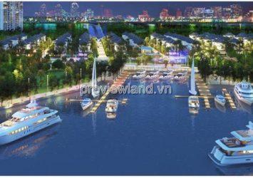 Villa riverside at Victoria District 1 for sale area land of 450m2 1 basement 4 floors