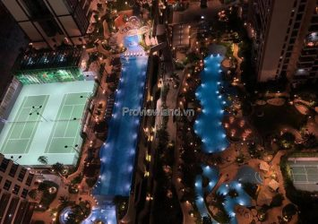 Sale of high-class 4-bedroom apartment in Estella Heights T2 tower