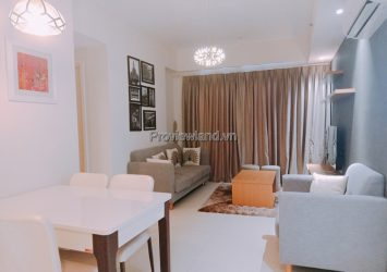 Masteri Thao Dien sells apartments 2 bedrooms fully furnished in the T5 tower