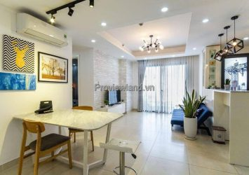 Apartment Masteri Thao Dien for sale fully furnished 2 bedrooms in T1 tower