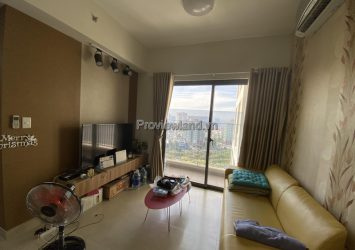 Masteri Thao Dien apartment for sale 2 bedrooms T1 tower full furnished view Landmark 81
