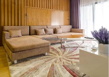 Masteri Thao Dien for sale 3 bedrooms high floor fully furnished nice view
