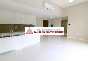 Low floor apartment for rent with 3 bedrooms in Masteri An Phu