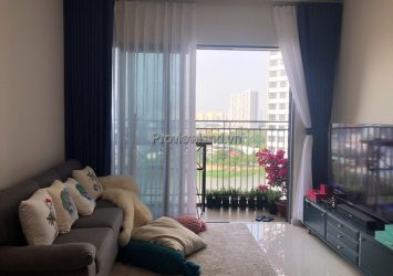 Palm Heights apartment for sale full furnished river view with 2 bedrooms