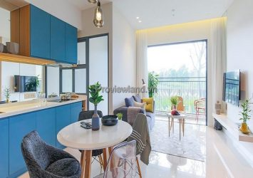 Palm Heights with 3 bedrooms high floor in T3 tower for sale No.07