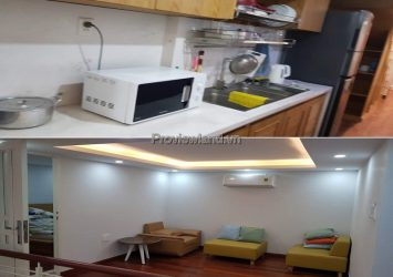 Duplex Masteri Thao Dien apartment for rent with 4 bedrooms in T5 tower