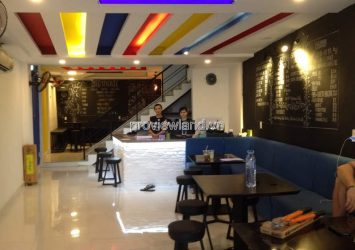 Selling hotel front Pham Ngu Lao street in District 1 with an area of ​​400m2