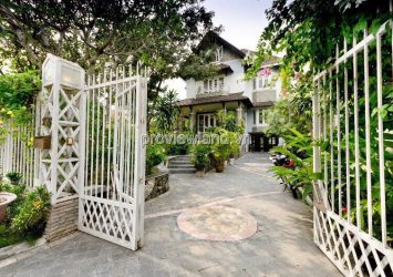 Compound Thao Dien villa for sale area 700m2 7BRs 4 floors