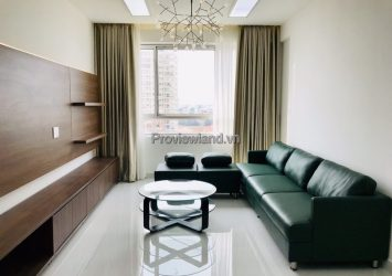 HOT apartment for rent in Tropic Garden with 3 bedrooms full of furniture extremely good price